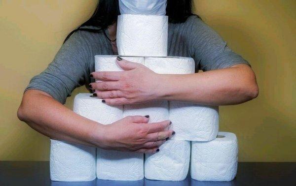 Ученые определили характер людей, скупавших туалетную бумагу в марте
