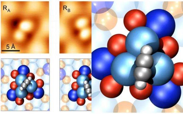 Мини-двигатель из 16 атомов создали швейцарские инженеры