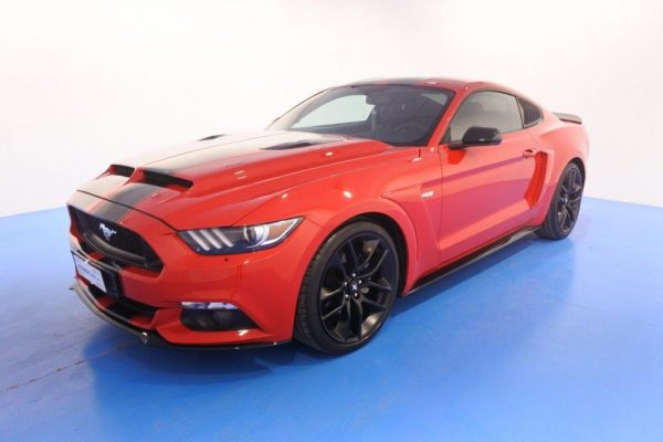 Покупка Б/У Ford Mustang из США «под ключ»